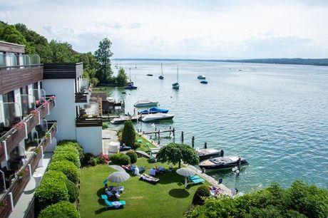 Pure Idylle am Starnberger See - Kostenfrei stornierbar, Seehotel Leoni, Berg am Starnberger See, Bayern, Deutschland - save 44%