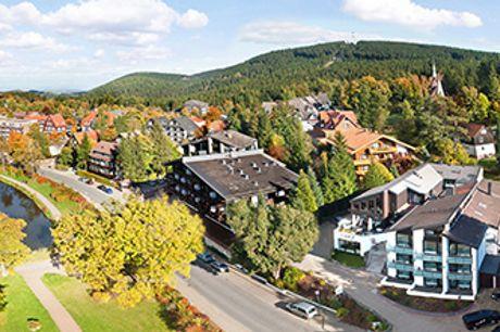HOTEL NJORD i Harzen - 3, 4 el. 5 overnatninger inkl. morgenmad og middage. Pris pr. person