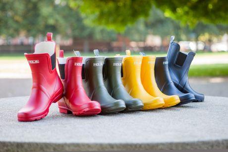 Gør efteråret sjovere med et par lækre gummistøvler fra Mols Askevoll inkl. fri fragt - vælg mellem flere farver og størrelser