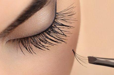Få forførende og fyldige vipper med eyelash extensions hos Beauty by Skott. Du kan tilmed tilkøbe ret og farve af bryn
