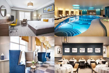 A luxury stay at a Jurys Inn/Leonardo Hotel for two with breakfast at a choice of 36 locations. £49 for an overnight stay, £89 for two nights, or £135 for three nights - save up to 40%