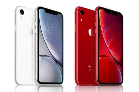 £467 for a refurbished Apple iPhone XR 64GB in from Mobile Reborn - choose from black, blue, coral, red, white and yellow!