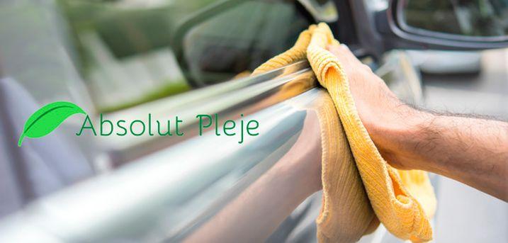 Pleje og vask til din bil. Den bliver ren ind- og udvendigt og kører som en drøm
