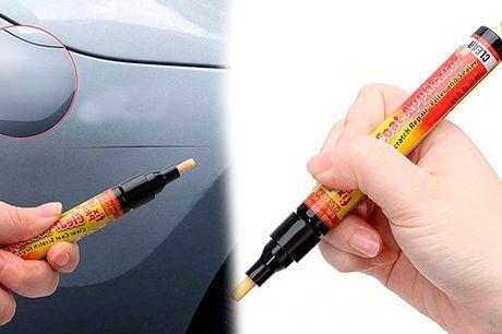 Fiks ridser og hakker i bilens lak med den smarte ridsefjerner