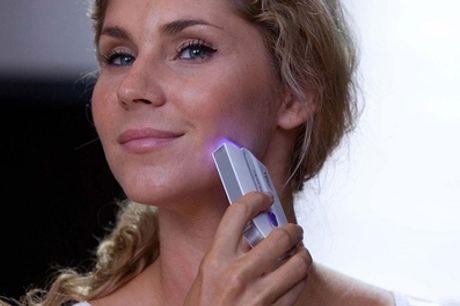 Depiladora para piel sensible