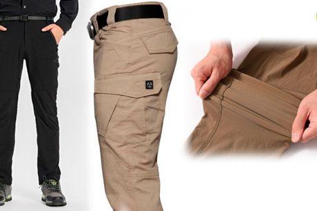 Komfortable og slidstærke alt-mulig bukser i hurtigtørrende letvægtsdesign