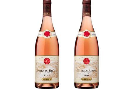 2 stk. 2018 Côtes-du-Rhône Rosé Guigal