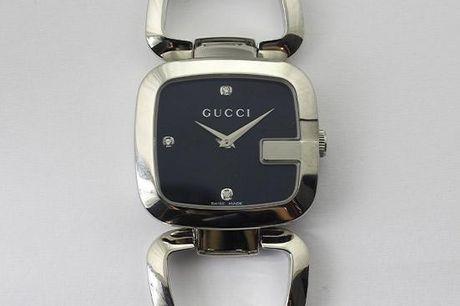 Gucci Dameur - G- Quartz Stainless Steel