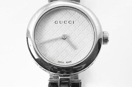 Gucci Dameur - Diamantissima White Dial