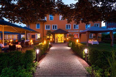 Genuss pur auf der Bodenseeinsel Reichenau - Kostenfrei stornierbar, Ganter Hotel & Restaurant, Insel Reichenau, Konstanz, Baden-Württemberg, Deutschland - save 29%