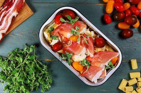 Homemate - Gourmet-take away. Nyd frisklavet, sund og varieret mad i en travl hverdag. Homemate har med deres prisvindende madkoncept sørget for, at du kan bruge tid på det, der virkelig er vigtigt - uden at gå på kompromis med kvaliteten af din aftensmad