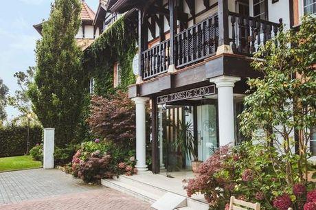 España Somo - Hotel Torres de Somo 4* desde 38,00 €. Encanto y comodidad en medio de la naturaleza
