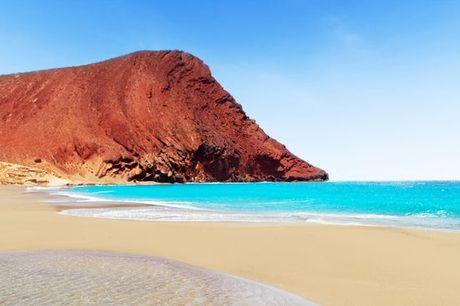 España Adeje - Chatur Playa Real 4* desde 181,00 €. Bajo el sol canario en Junior Suite con todo incluido