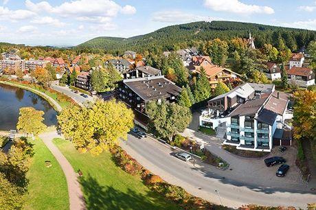 Glæd jer til et 4-stjernet ophold på Hotel Njord i Harzen - inkl. aftenmenuer, morgenbuffet og 3, 4 eller 5 overnatninger