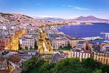 Italia Napoli - Grand Hotel Oriente 4* a partire da € 56,00. Soggiorno a 4* nel cuore di Napoli