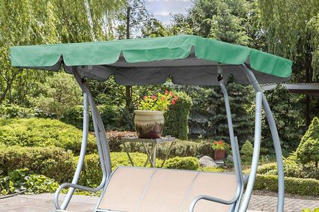 From £9.99 instead of £39.99 for a replacement canopy cover for a swing chair from Wish Whoosh Offers - save 75%
