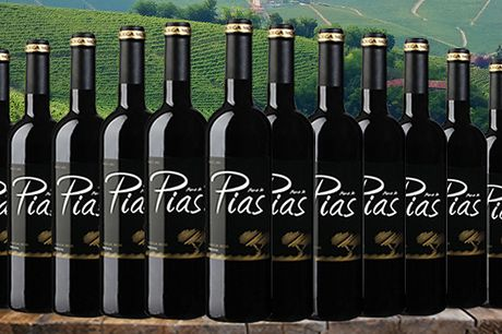 Adega Mor Red Wine Pias Set - 6 or 12 Bottles. Chin Chin