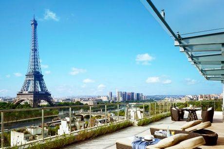 Francia París - Shangri-La Hotel 5* desde 328,00 €. Un lujo en el centro de París