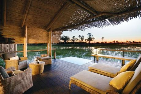 Botsuana Maun - Belmond Safaris 5 noches desde 2.567,00 €. Impresionante estancia en un lodge y safari de lujo