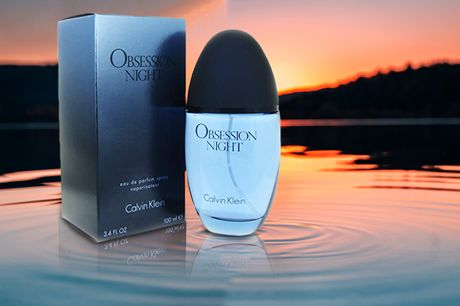 £18 instead of £21.90 for a bottle of Calvin Klein Obsession Night from Shopaholic - save 18%