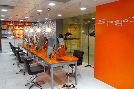 Sesión de peluquería completa en Spejos en 16 centros de España (hasta 70% de descuento)