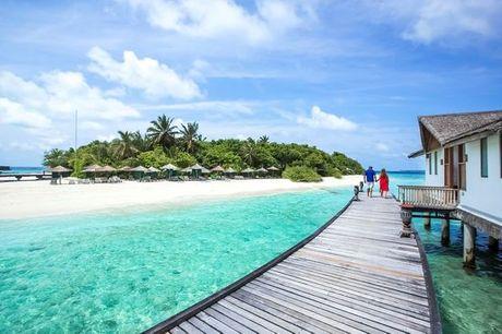 Maldivas Atoll de Baa - Reethi Beach Resort 4* desde 955,00 €. Vacaciones en el paraíso con Todo incluido