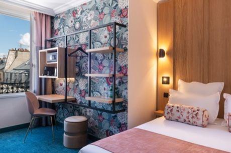 Paris : chambre double Standard ou Supérieure avec petit-déjeuner pour 2 personnes à l'Hôtel Prélude Opéra