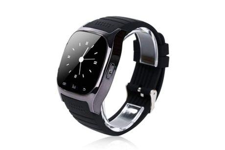 1 o 2 Smartwatch resistentes al agua para Apple y Android