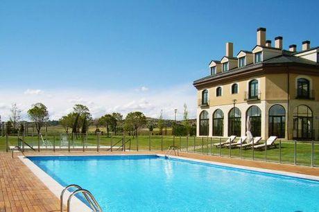 España Ávila - Hotel Fontecruz Ávila 4* desde 30,00 €. Descanso garantizado en un entorno natural