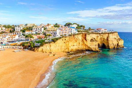 Portugal Portimao - Hotel da Rocha 4* desde 128,00 €. Fantástica ubicación frente a Praia da Rocha con media pensión
