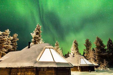 Finlandia Rovaniemi - Apukka Arctic Resort  desde 333,00 €. Aventura inolvidable en el Ártico