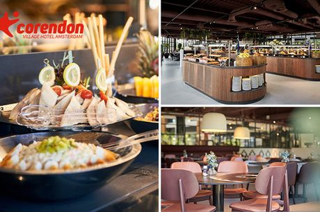 All-You-Can-Eat & Drink (2 uur) lunch bij Corendon Village