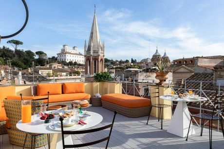 Elegante Designer-Suiten im antiken Rom - Kostenfrei stornierbar, Poēsis Experience Hotel, Rom, Italien - save 36%