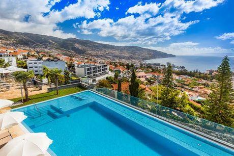 Fantastische Aussichten in Funchal - Kostenfrei stornierbar, Madeira Panoramico Hotel, Funchal, Madeira, Portugal - save 53%