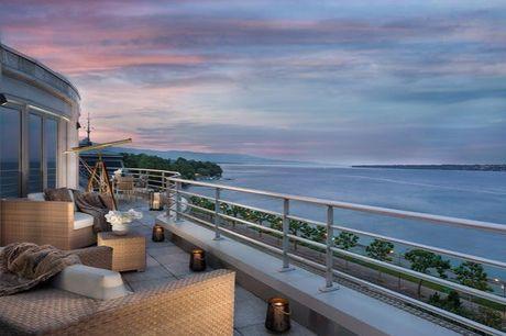 5*-Luxus am Ufer des Genfersee - Kostenfrei stornierbar, Hotel President Wilson, a Luxury Collection Hotel, Genf, Schweiz - save 52%