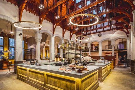 Zeitgenössisches Hotel in Friesland  - Kostenfrei stornierbar, Post-Plaza Hotel & Grand Café, Leeuwarden, Friesland, Niederlande - save 34%