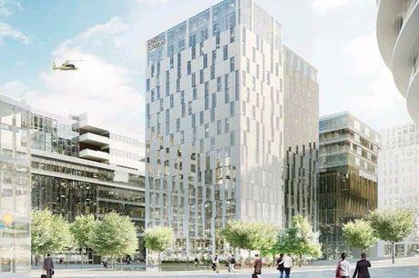 Eleganter Skandinavien-Chic in Stockholm - Kostenfrei stornierbar, Elite Hotel Carolina Tower, Stockholm, Schweden - save 23%