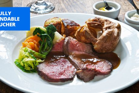 £29 -- Sunday lunch & prosecco for 2 in North London