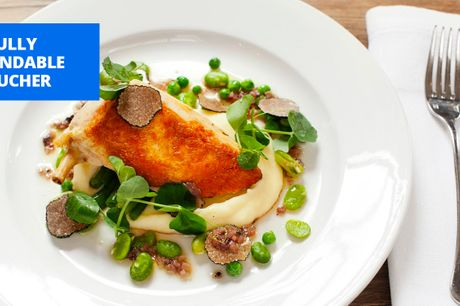 £29 -- 2 courses & drinks for 2 at 'classy' Marble Arch pub