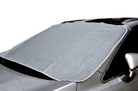 £6.99 for a magnetic car screen cover from Pinkpree!