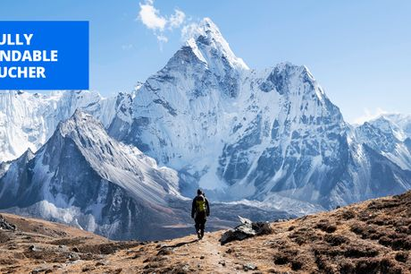 £349pp -- Nepal: 8-night trek inc transfers, hotels & guide