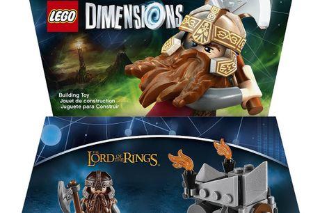 Lego Dimensions: Fun Pack - Gimli