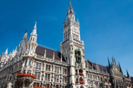 Auf Entdeckungstour in Bayerns Hauptstadt. Von Juni bis August 2021 buchbar! Im modernen Abasto Hotel Feldmoching erwarten Sie 120 komfortableZimmer,welche perfekt sind für den Städtetrip