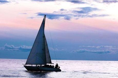Uscita in barca a vela per una o 2 persone con Horizons