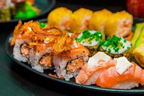 O Sushi HANZO é uma paragem obrigatória para os amantes de Sushi. Localiza-se em plena Baixa de Lisboa e aqui poderá desfrutar de um delicioso rodízio de Sushi com grande variedade. Aproveite agora por apenas 24,90€