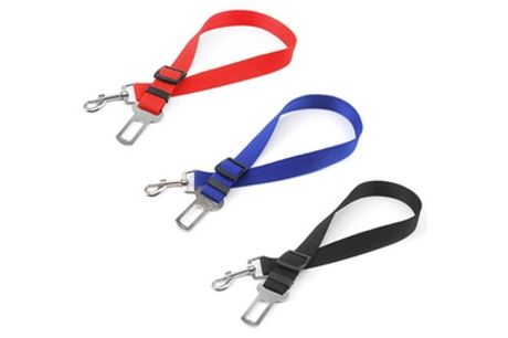 One or Two Prime Paws Pet Travel Seat Belts