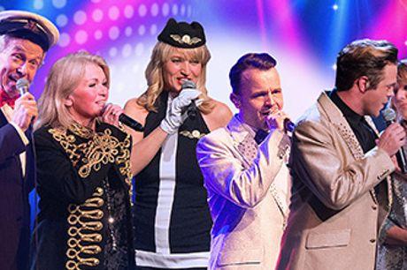 Disco Tango i Falkoner Salen den 12. november 2020. Oplev bl.a. Anette Heick og Silas Holst