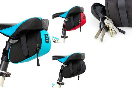 £8.99 for a bicycle seat pack from Hey4Beauty