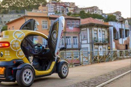 Aventure-se pelas ruas e ruelas da cidade Invicta num tour de 1h30 onde você escolhe onde ir, num percurso livremente definido por si. Passeie junto ao Rio Douro e conheça os mais emblemáticos monumentos da cidade, tudo isto em direto e online para os seu