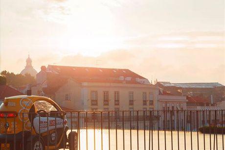 O Tour Lisboa Livre é para quem gosta de se sentir livre. Neste tour é você quem define o roteiro á boleia dos fantásticos Twizy. Aproveite agora esta experiência para 2 pessoa por apenas 22,9€